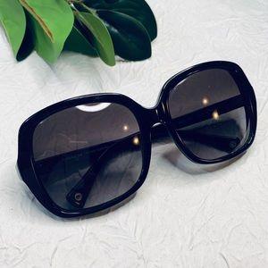 COACH Women's Oversized Sunglasses black